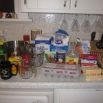 Cake Baking Ingredients