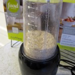 Ground Almonds in Food Network Spice Grinder