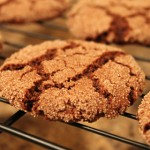 Chocolate Cayenne Snickerdoodles Cookies