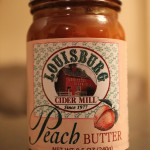 Louisburg Cider Mill Peach Butter